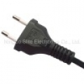 Power cable 2-Pin no fuse