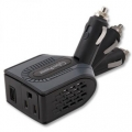 Power inverter with usb charger 150w